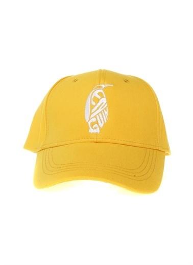 National Geographic National Geographic Şapka Sarı